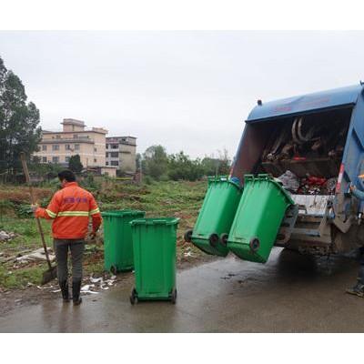 鄉村垃圾處理